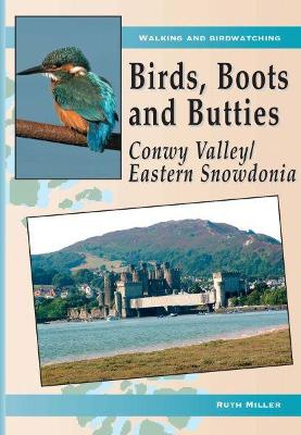 Birds, Boots and Butties: Conwy Valley/Eastern Snowdonia by Ruth Miller