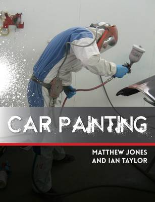 Car Painting by Matthew Jones