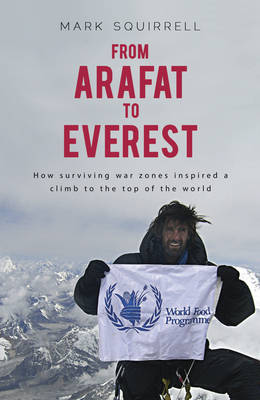 From Arafat to Everest book