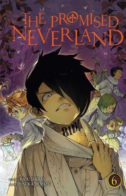 The Promised Neverland, Vol. 6 by Posuka Demizu
