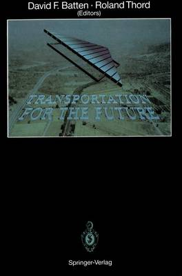 Transportation for the Future by F. A. Andersson