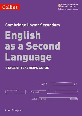 Teacher's Guide: Stage 9 by Anna Cowper