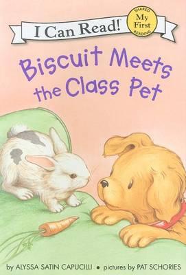 Biscuit Meets the Class Pet by Alyssa Satin Capucilli