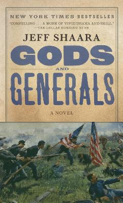 Gods And Generals book
