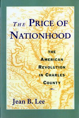Price of Nationhood by Jean B. Lee