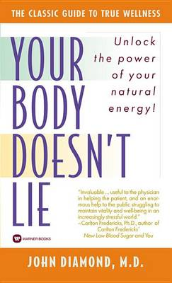 Your Body Doesn't Lie book