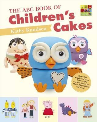 ABC Book of Children's Cakes book