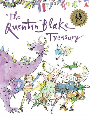 The Quentin Blake Treasury by Quentin Blake
