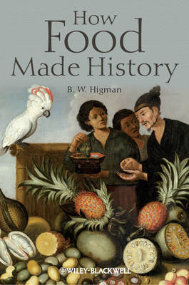 How Food Made History book