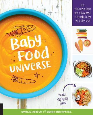 Baby Food Universe by Kawn Al-Jabbouri