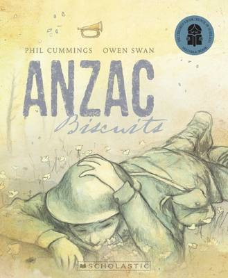 Anzac Biscuits book