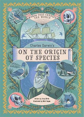Charles Darwin's On the Origin of Species book