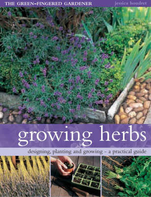 Growing Herbs by Houdret Jessica