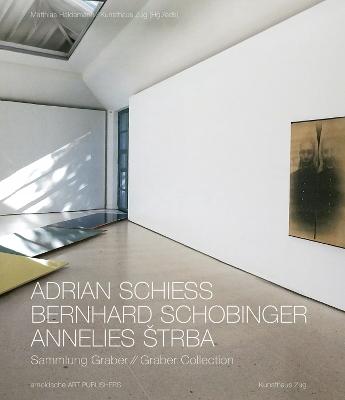 Adrian Schiess - Bernhard Schobinger - Annelies Strba by Matthias Haldemann