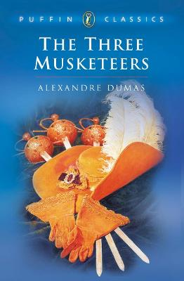 The Three Musketeers book