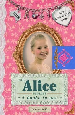 zzOAG: Alice Stories by Davina Bell