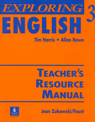 Exploring English 3 by Tim Harris
