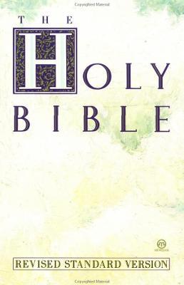 Bible : Holy Bible(Rev. Standard Version) book