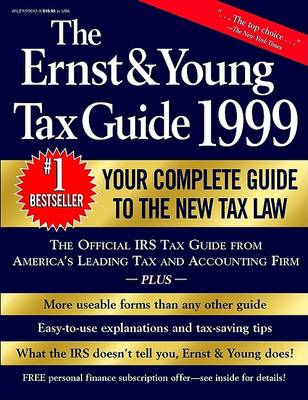 Tax Guide: 1999 by Ernst & Young