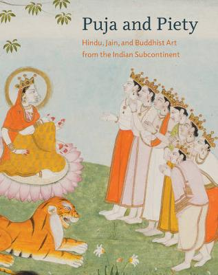 Puja and Piety book