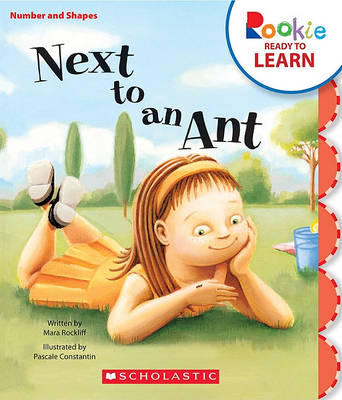Next to an Ant by Mara Rockliff