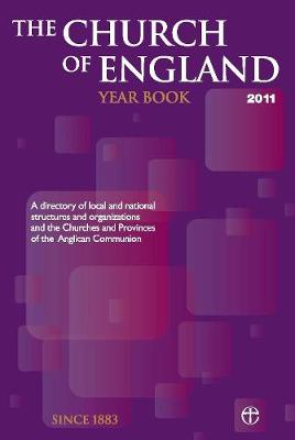 Church of England Yearbook 2011 book