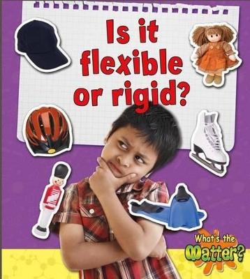 Is It Flexible or Rigid? by Sheila Fletcher