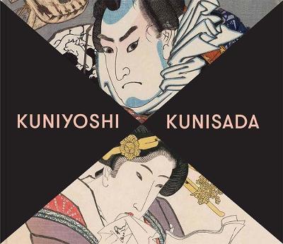 Kuniyoshi X Kunisada book