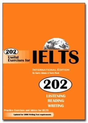 202 Useful Exercises for IELTS - International Edition (Book only) by G. Adams