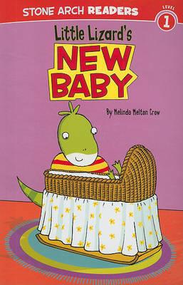 Little Lizard's New Baby book