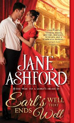 Earl's Well That Ends Well by Jane Ashford