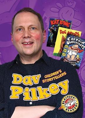 Dav Pilkey by Chris Bowman