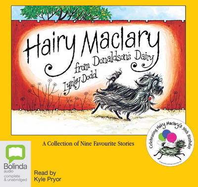Hairy Maclary Collection book