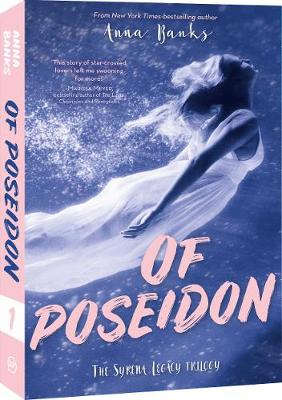 Of Poseidon by Anna Banks