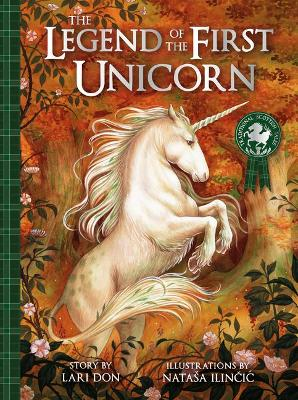 The Legend of the First Unicorn book
