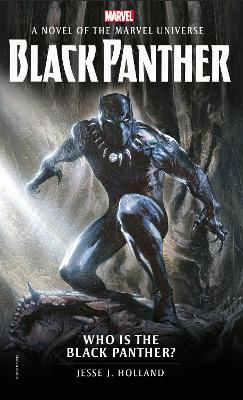 Who is the Black Panther? by Jesse J. Holland