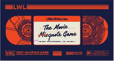 Movie Misquote Game, The by Little White Lies