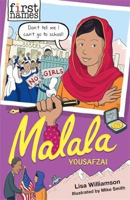 Malala Yousafzai by Lisa Williamson
