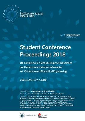 Student Conference Proceedings 2018 by Thorsten Buzug