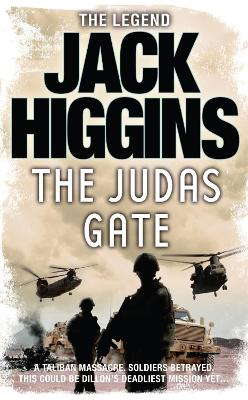 Judas Gate by Jack Higgins