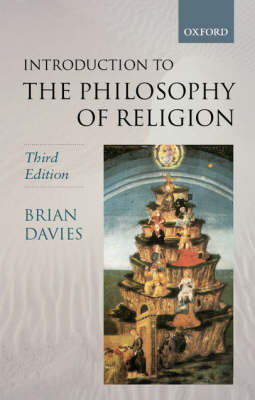 Introduction to the Philosophy of Religion by Brian Davies