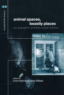 Animal Spaces, Beastly Places book