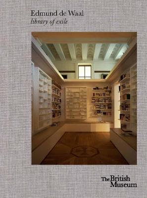 Edmund de Waal: library of exile book