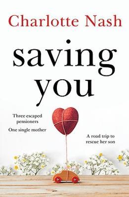 Saving You book