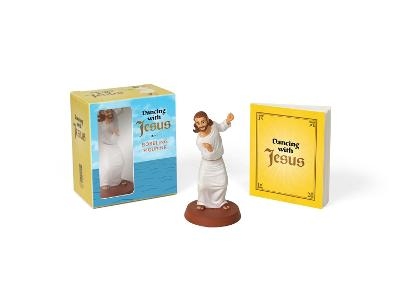 Dancing with Jesus: Bobbling Figurine by Sam Stall