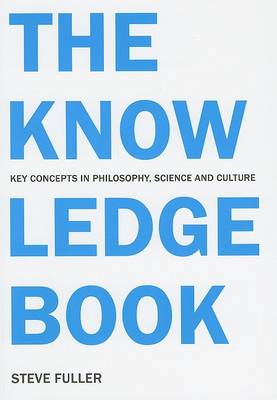 The Knowledge Book by Steve Fuller