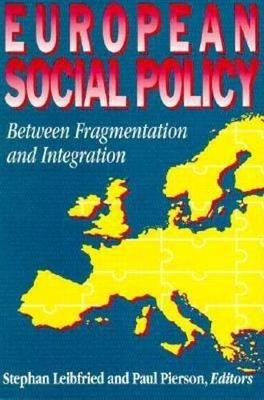 European Social Policy by Stephan Leibfried