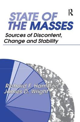 State of the Masses by James Wright