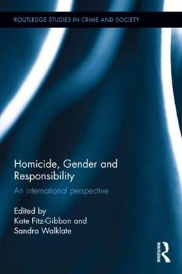 Homicide, Gender and Responsibility book
