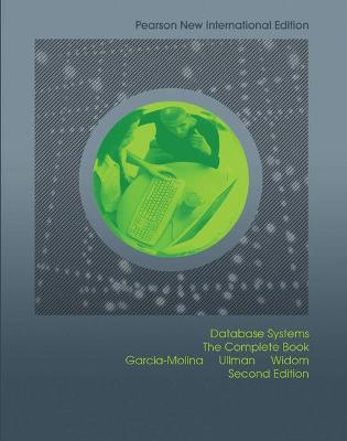 Database Systems: Pearson New International Edition by Hector Garcia-Molina